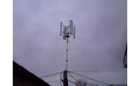 Ветрогенератор вертикальный Верано ДПВ 5