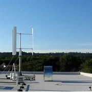 Ветрогенератор вертикальный Верано ДПВ 2