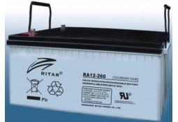 Аккумулятор для ИБП RITAR RA 12-260 ( VRLA AGM )