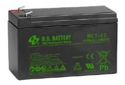 Аккумулятор для ИБП BB Battery BC7-12 FR ( VRLA AGM )