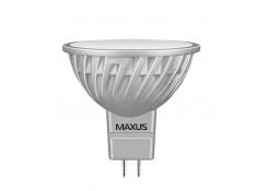 Светодиодная лампа MAXUS MR16 4W 4100K 12V GU5.3 AP (1-LED-344)