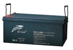 Аккумулятор для ИБП RITAR RA 12-200 ( VRLA AGM )