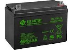 Аккумулятор для ИБП BB Battery BC100-12 FR ( VRLA AGM )