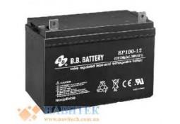 Аккумулятор для ИБП BB Battery BP100-12 ( VRLA AGM )