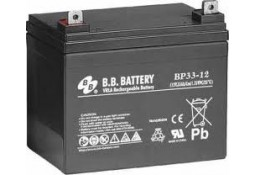 Аккумулятор для ИБП BB Battery BP33-12 ( VRLA AGM )
