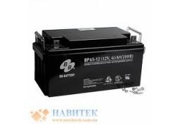 Аккумулятор для ИБП BB Battery BP65-12/B2 ( VRLA AGM )