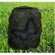 Светильник на солнечных батареях Butterfly-1 (декоративный)