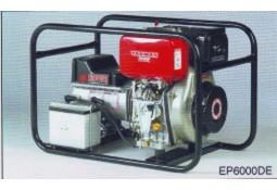 Дизельный генератор Europower EP6000TDE