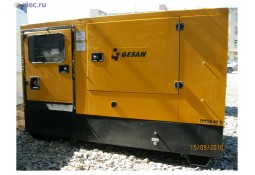 Дизельный генератор Gesan  DHAS45E
