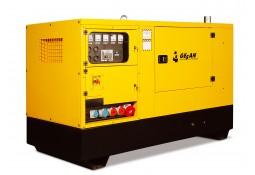 Дизельный генератор Gesan  DPAS65E