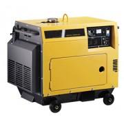 Дизельный генератор Kipor KDA6700TAO(с автоматикой)