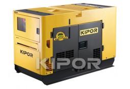 Дизельный генератор Kipor KDА35SSО3