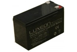 Аккумулятор для ИБП LUXEON LX 1272 ( VRLA AGM )