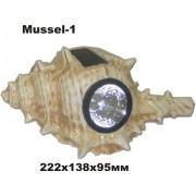 Светильник на солнечных батареях Mussel (декоративный)