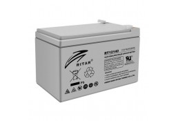 Аккумулятор для ИБП Ritar RT12140H, Gray Case, 12V 14.0Ah ( VRLA AGM )