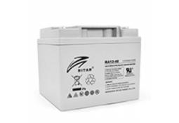 Аккумулятор для ИБП Ritar RA12-40, Gray Case, 12V 40.0Ah ( VRLA AGM )