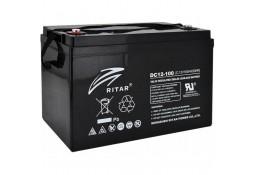 Аккумулятор для ИБП Ritar DC12-100C CARBON, Black Case, 12V 100.0Ah ( CARBON  )