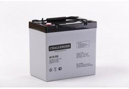 Аккумулятор для ИБП Challenger A12-55 ( VRLA AGM )