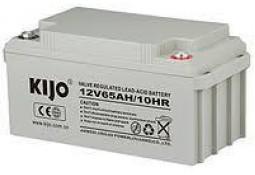 Аккумулятор для ИБП Kijo JDG 12V 65Ah GEL ( VRLA gel )