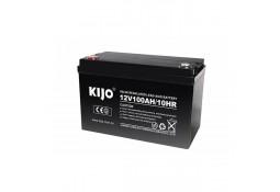 Аккумулятор для ИБП Kijo JDG 12V 100Ah GEL ( VRLA gel )