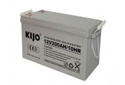 Аккумулятор для ИБП Kijo JDG 12V 200Ah GEL ( VRLA gel )