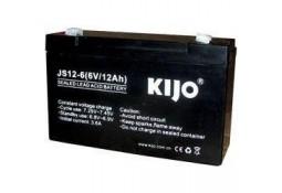 Аккумулятор для ИБП Kijo JS 6V 12Ah AGM ( VRLA gel )