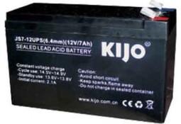 Аккумулятор для ИБП Kijo JS 12V 7Ah AGM ( VRLA gel )