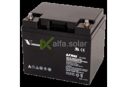 Аккумулятор для ИБП Kijo JS 12V 45Ah AGM ( VRLA gel )