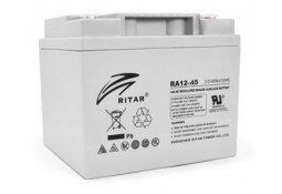 Аккумулятор для ИБП Ritar RA12-45 AGM Gray Case 12V 45Ah ( VRLA gel )