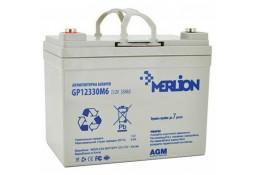 Аккумулятор для ИБП MERLION GP12330M6 AGM 12V 33Ah ( VRLA gel )