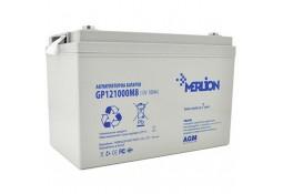 Аккумулятор для ИБП MERLION GP121000M8 AGM 12V 100Ah ( VRLA gel )