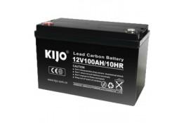 Аккумулятор для ИБП Kijo JPC 12V 100Ah Carbon