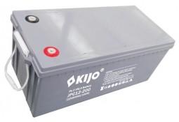 Аккумулятор для ИБП Kijo JPC 12V 200Ah Carbon