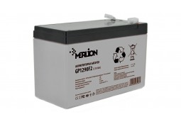Аккумулятор для ИБП MERLION GP1290F2 AGM 12 V 9 Ah White ( VRLA AGM )