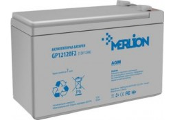 Аккумулятор для ИБП MERLION GP12120F2 AGM 12 V 12 Ah ( VRLA AGM )