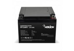 Аккумулятор для ИБП MERLION GP12260M5 AGM 12 V 26 Ah ( VRLA AGM )