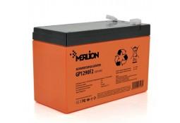 Аккумулятор для ИБП MERLION GP1290F2 AGM PREMIUM 12 V 9 Ah Orange ( VRLA AGM )