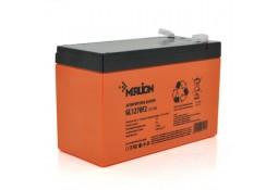 Аккумулятор для ИБП MERLION GL1270F2 12 V 7Ah Orange ( VRLA gel )