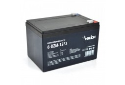Аккумулятор для ИБП MERLION 6-DZM-12 AGM 12V 12Ah F2 Black ( VRLA AGM )