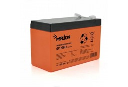 Аккумулятор для ИБП MERLION GP1290F2 PREMIUM 12 V 9 Ah Orange Q10 ( VRLA AGM )