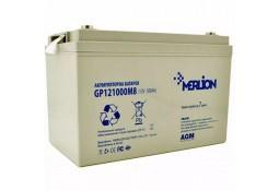 Аккумулятор для ИБП MERLION GL121000M8 12 V 100 Ah White Q1 ( VRLA AGM )