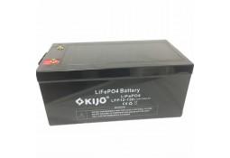 Аккумулятор для ИБП Kijo LiFePo4 12,8V 150Ah (без последовательного соединения)   ( Литий железо фосфатный )