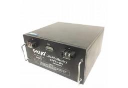 Аккумулятор для ИБП Kijo LiFePo4 24V 200Ah (c LED дисплеем )   ( Литий железо фосфатный )