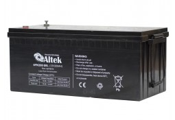 Аккумулятор для ИБП Altek 6FM200GEL ( SOLAR GEL )