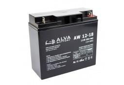 Аккумулятор для ИБП ALVA AW12-18 ( VRLA AGM )