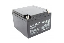 Аккумулятор для ИБП ALVA AW12-24 ( VRLA AGM )