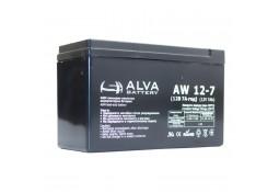 Аккумулятор для ИБП ALVA AW12-7 ( VRLA AGM )