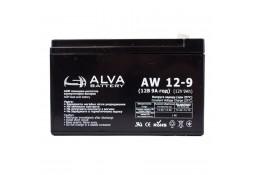 Аккумулятор для ИБП ALVA AW12-9 ( VRLA AGM )