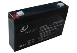 Аккумулятор для ИБП Luxeon LX670 ( VRLA AGM )