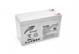 Аккумулятор для ИБП Ritar RT1280, 12V 8.0Ah ( VRLA AGM )
